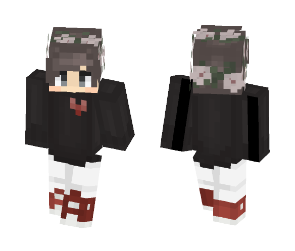 ~I Don't Care~ - Male Minecraft Skins - image 1