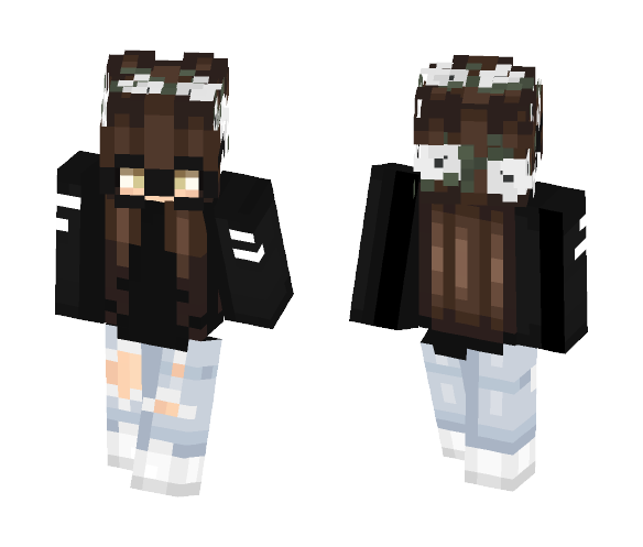 Skin Request for -BangtanBoys - Female Minecraft Skins - image 1