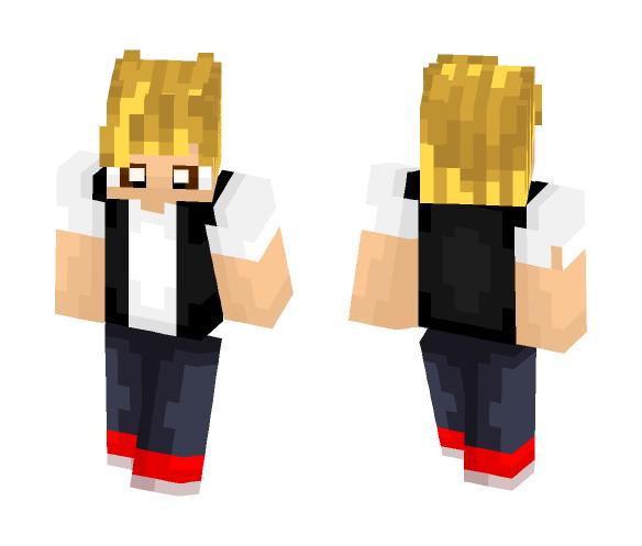 Logan Paul (My Youtubers Series) - Male Minecraft Skins - image 1