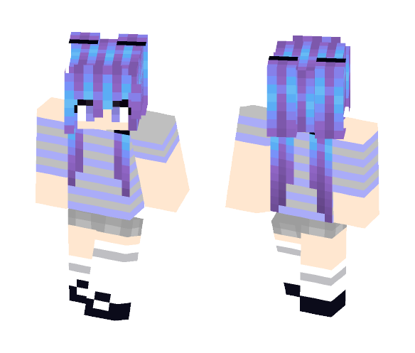 idk ;; - Female Minecraft Skins - image 1