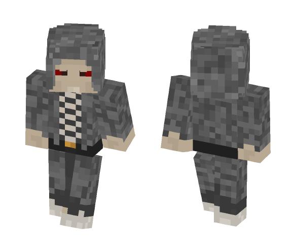 Wandering Death - Male Minecraft Skins - image 1