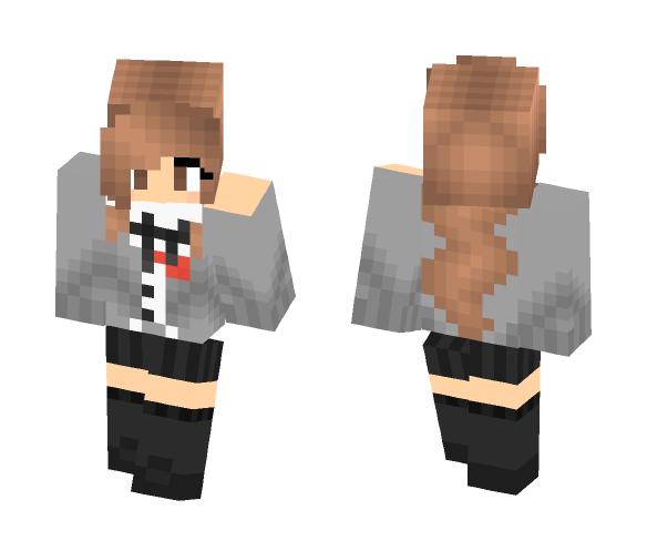 Anime - Female Minecraft Skins - image 1