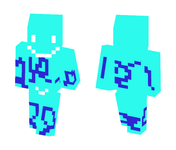 anna lul 123 - Male Minecraft Skins - image 1
