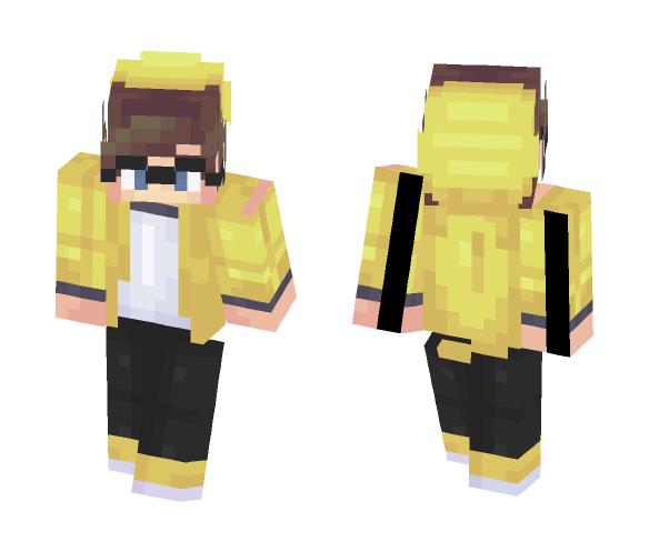 glasses - Male Minecraft Skins - image 1