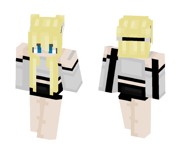 NEW SHADING? - Female Minecraft Skins - image 1