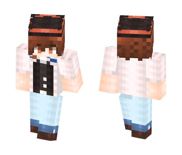 ♥天月 I Amatsuki♥ [Remake] - Male Minecraft Skins - image 1