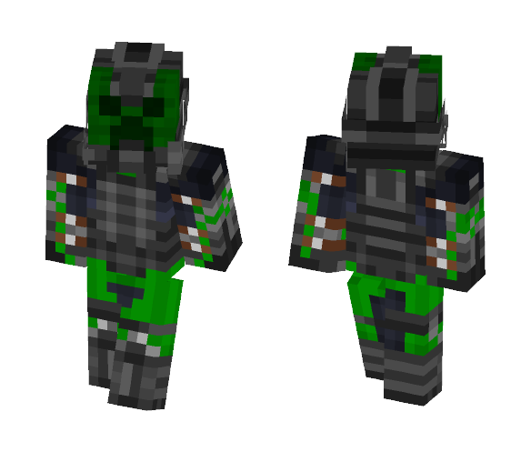 Cod Bo3 FireBreak Remake - Male Minecraft Skins - image 1