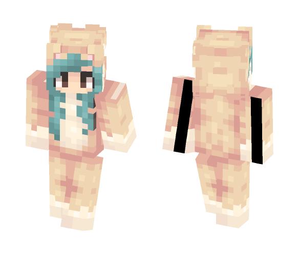 ~ItsPix~ Doge Onesie - Female Minecraft Skins - image 1