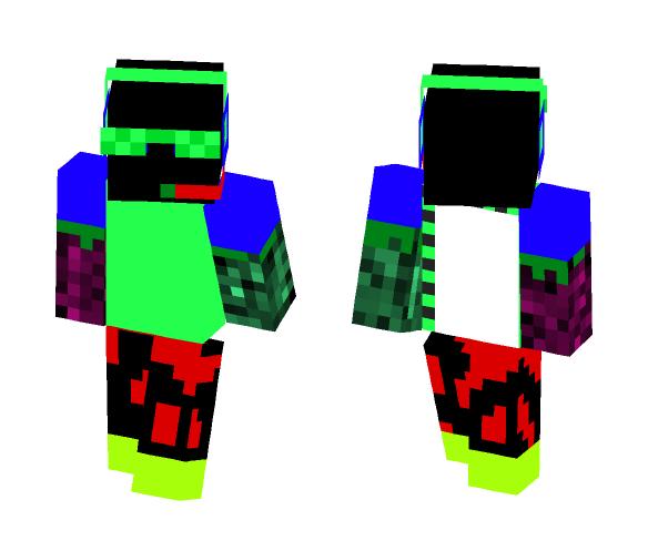 EnderGamer - Male Minecraft Skins - image 1