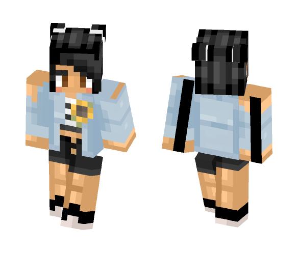 Its SUMMER???? - Female Minecraft Skins - image 1