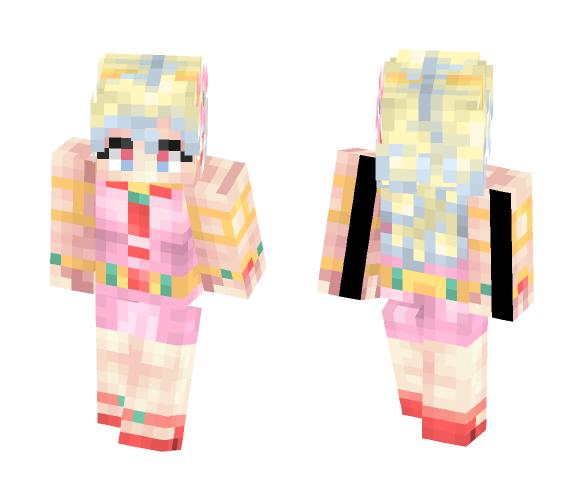 Nia Teppelin - Gurren Lagann - Female Minecraft Skins - image 1