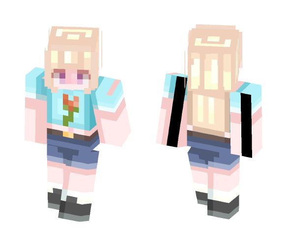 - softbud - Female Minecraft Skins - image 1