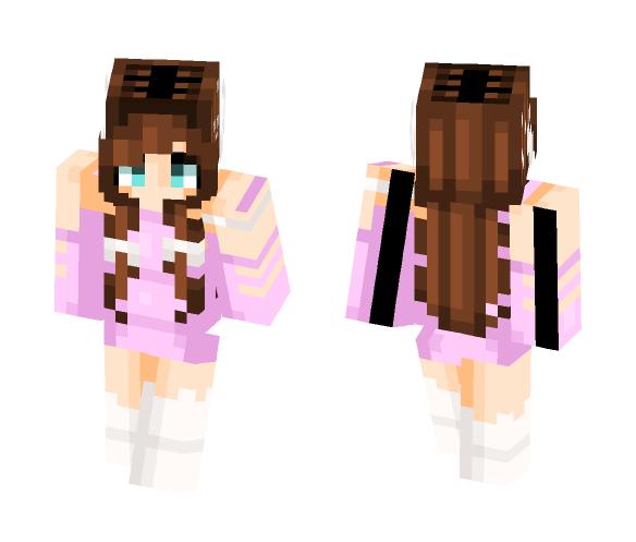 Simply Beautiful - Female Minecraft Skins - image 1