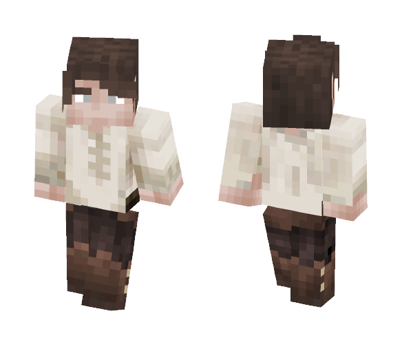 Medieval Noble Roleplay Skin - Male Minecraft Skins - image 1