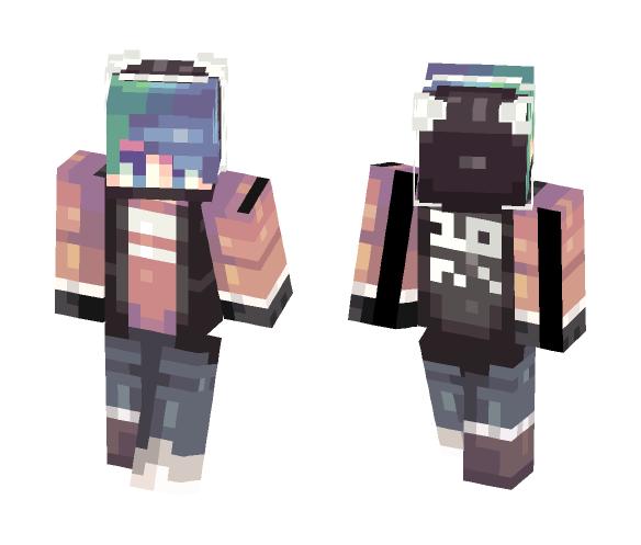 Starving Artist - Male Minecraft Skins - image 1