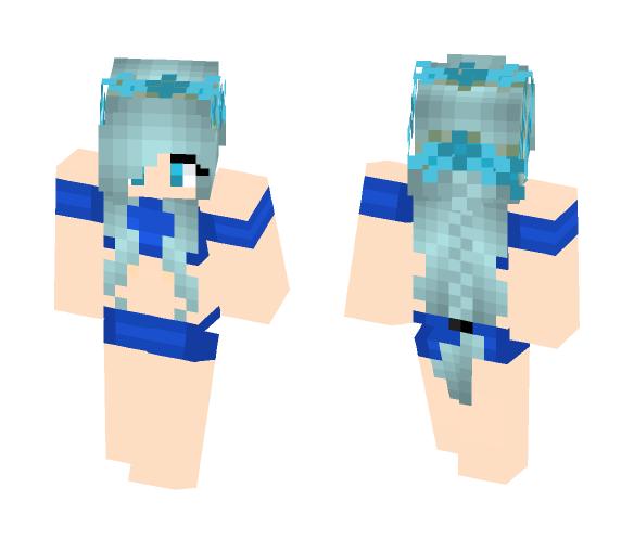 Katelyn starlight wonderland - Female Minecraft Skins - image 1