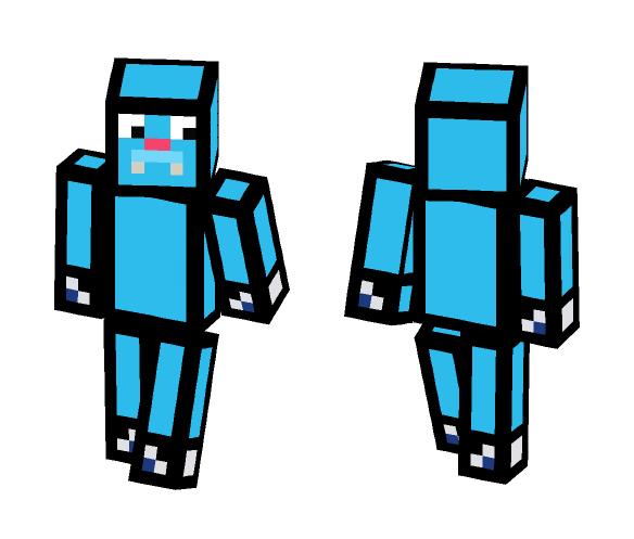 Bluegot - Male Minecraft Skins - image 1