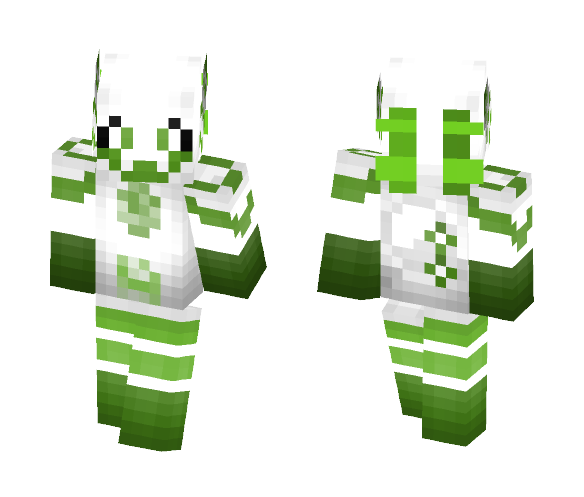 Van The Sergal - Male Minecraft Skins - image 1
