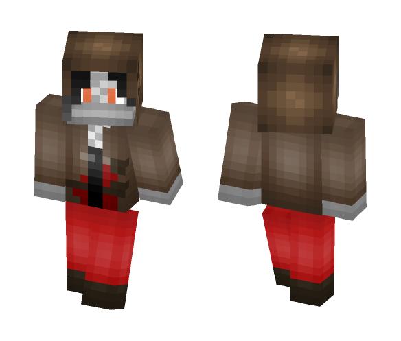 Zack {Satsuriku no Tenshi} - Male Minecraft Skins - image 1
