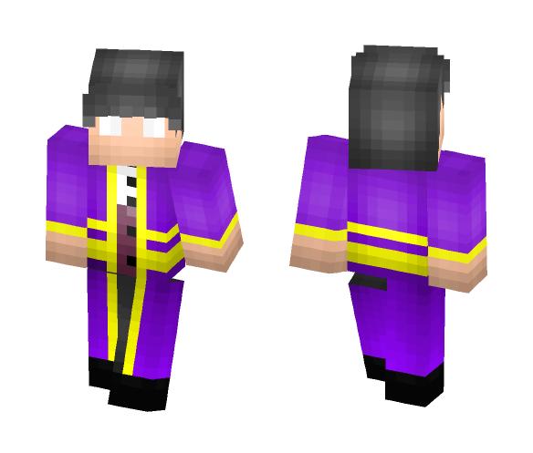 Grey {Satsuriku no Tenshi} - Male Minecraft Skins - image 1