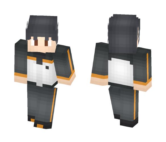 Re Zero: Natsuki Subaru - Male Minecraft Skins - image 1