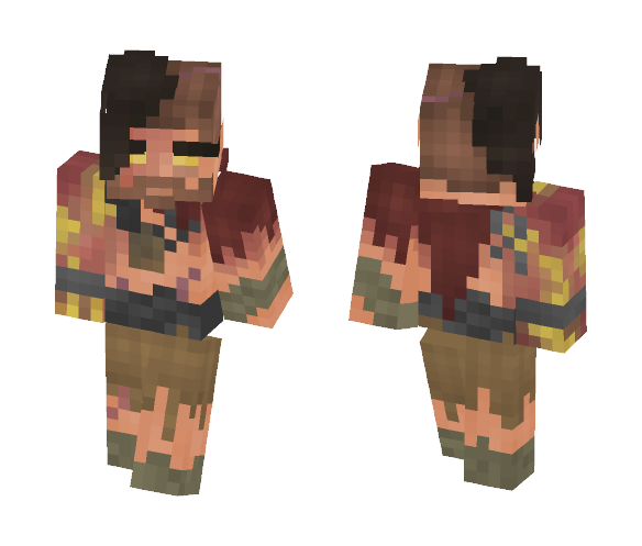 [Darkest Dungeon] The Abomination - Male Minecraft Skins - image 1