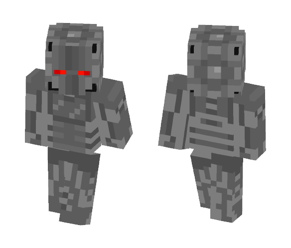 Droid - Other Minecraft Skins - image 1
