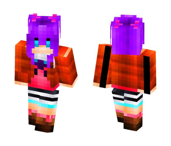 Benmashi Cecil--wizard barrister - Female Minecraft Skins - image 1