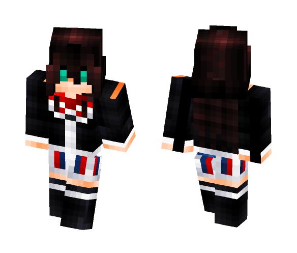 yukinoshita-oregairu - Female Minecraft Skins - image 1