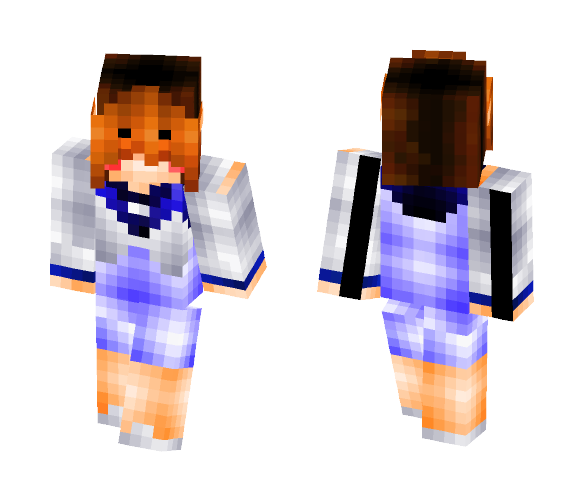 miyafugi-strike witches - Female Minecraft Skins - image 1