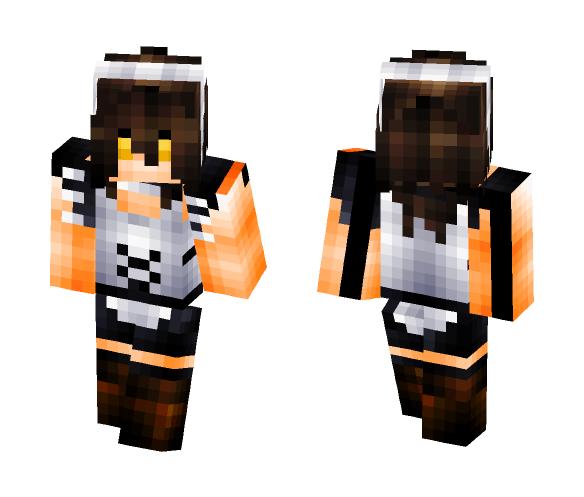 misaki-maid sama - Female Minecraft Skins - image 1