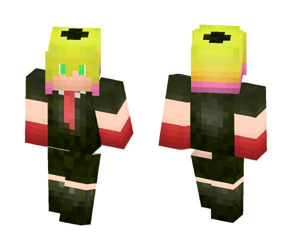 Cathy {Satsuriku no Tenshi} - Female Minecraft Skins - image 1