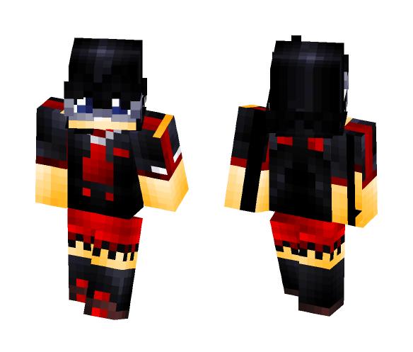 Saya--Blood C - Female Minecraft Skins - image 1