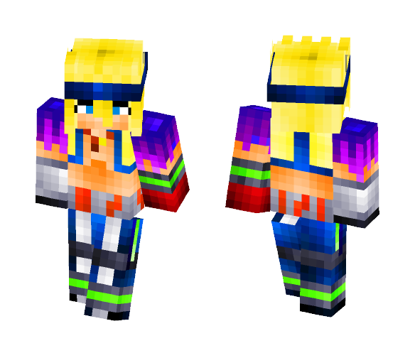 Dungeon Fighter -dnf - Male Minecraft Skins - image 1