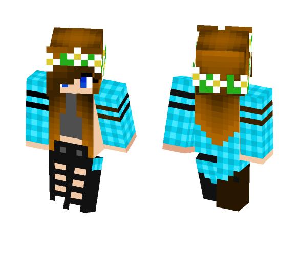 School girl - Girl Minecraft Skins - image 1