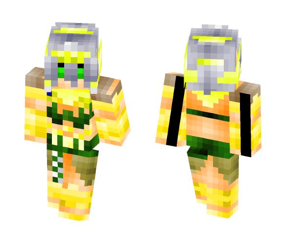 Isabella -Kingdom under fire - Female Minecraft Skins - image 1