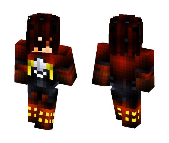Space Pirates Captain Harlock - Male Minecraft Skins - image 1