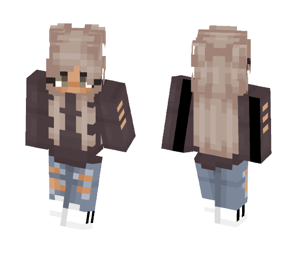 Feeling Fine.. {Requests Are Open!} - Female Minecraft Skins - image 1