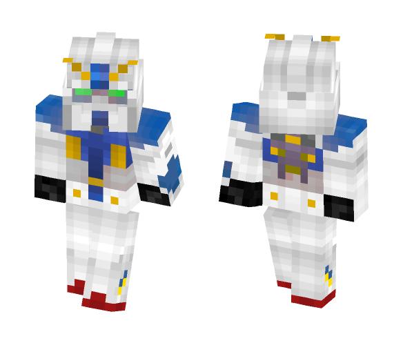 "RX-78-6 Gundam ""Mudrock"" - Male Minecraft Skins - image 1"
