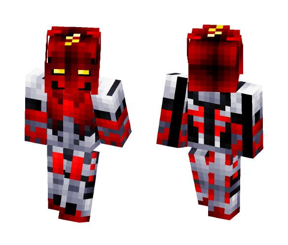 Kinight Gladiator Cabal - devil - Female Minecraft Skins - image 1