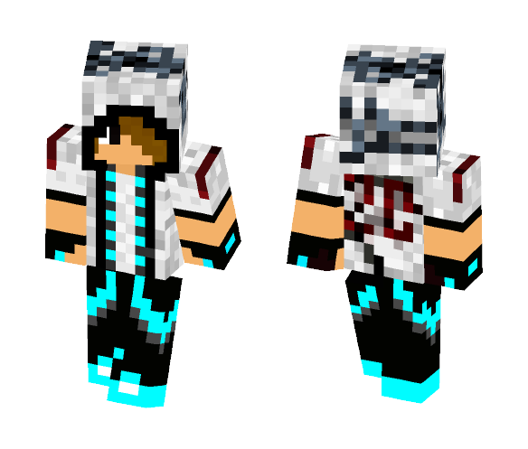 YT_assassin - Male Minecraft Skins - image 1