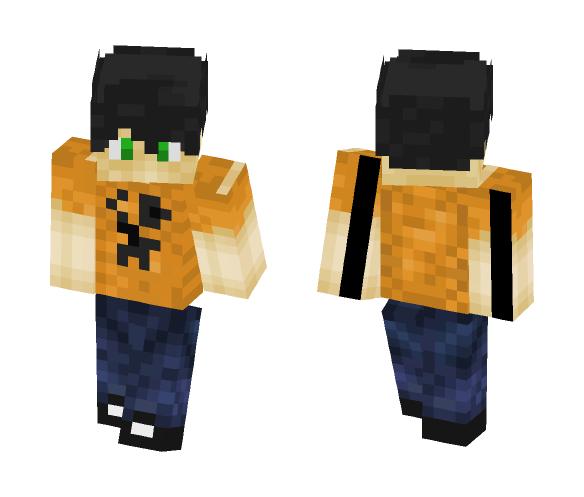 Percy Jackson - Male Minecraft Skins - image 1