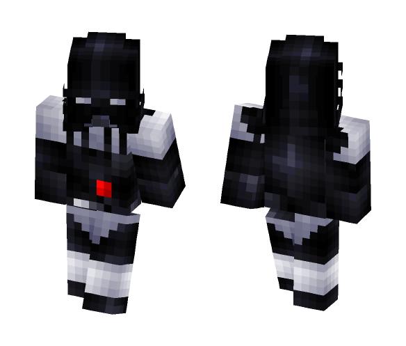 Darth vader-Star wars series - Male Minecraft Skins - image 1