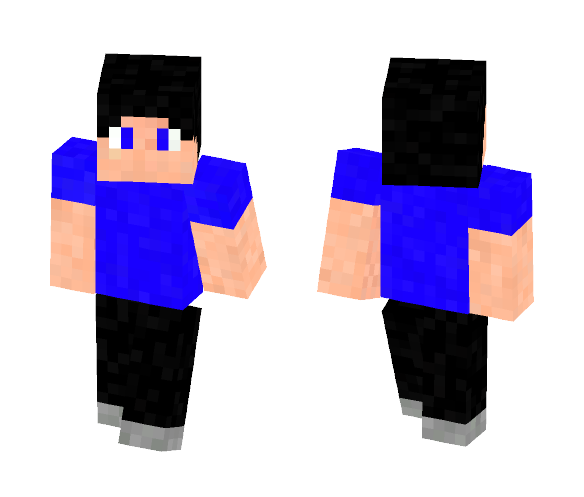 Finally, Some Shading! - Male Minecraft Skins - image 1