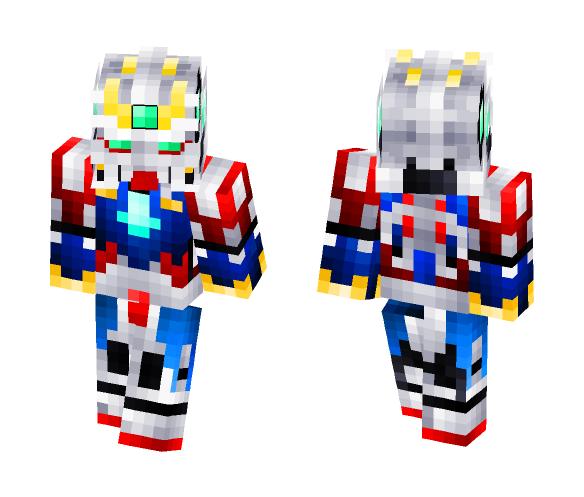 God Gundam - Male Minecraft Skins - image 1