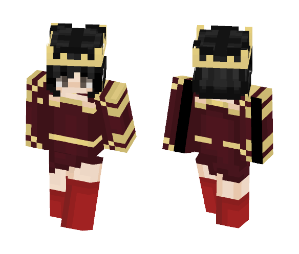 "Request from ""Linday"" - Female Minecraft Skins - image 1"