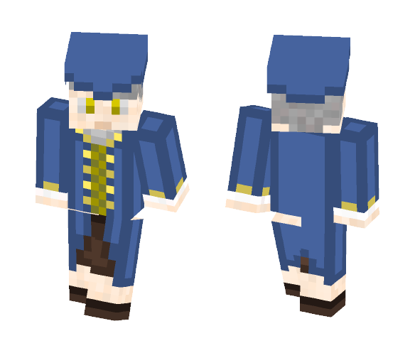Ramon Zalasar (Resident evil 4) - Male Minecraft Skins - image 1