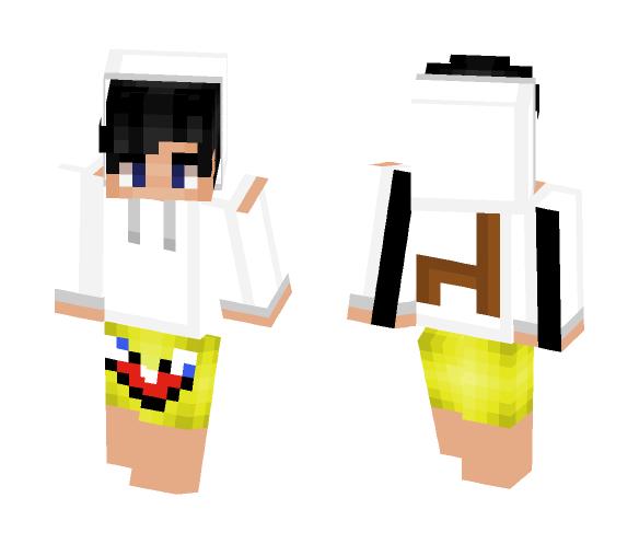 irl chairdoor - Male Minecraft Skins - image 1