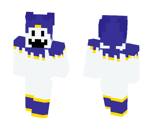 Jack frawst redux - Male Minecraft Skins - image 1