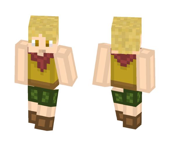 ashley graham (Resident Evil 4) - Female Minecraft Skins - image 1